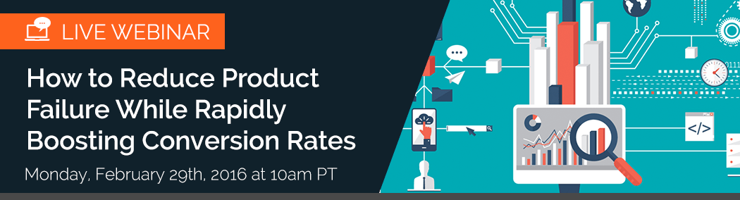 Boost conversion rates webinar on Feb 29