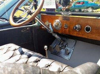 "Chevrolet 1914 H4 ""Baby Grand"" dashboard"