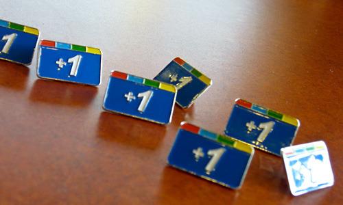 Google+ pins
