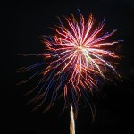 Liberty Fest 2012 Fireworks