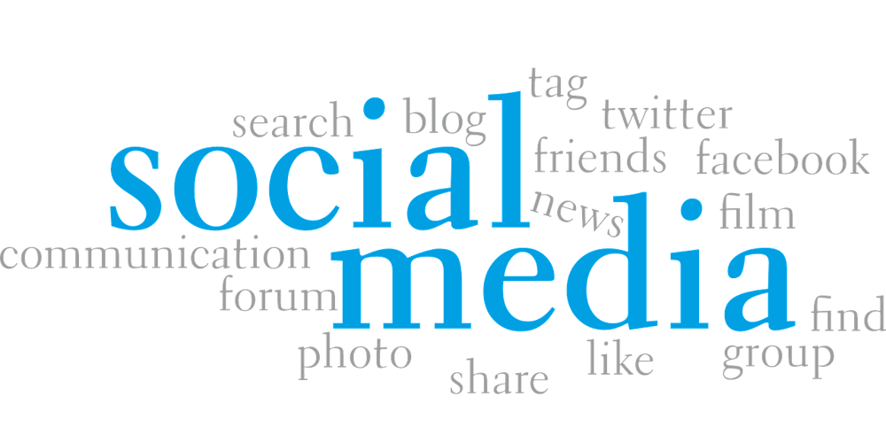 Social Media channels and tags
