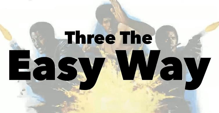 Three the easy way