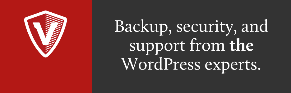VaultPress, backup secure solution for your WordPress site