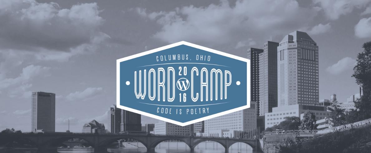 WordCamp Columbus 2016: Code is Poetry
