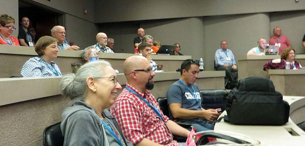 WordCamp Columbus 2014 attendees