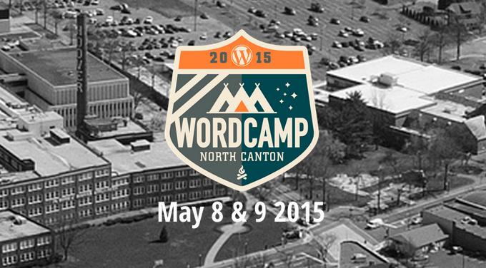 WordCamp North Canton May 8-9 2015