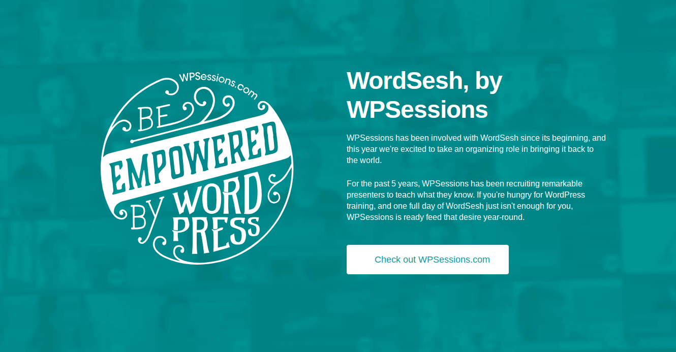 WordSesh by WPSessions
