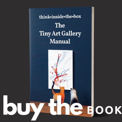 a book to help you run your own small gallery kindle and in print