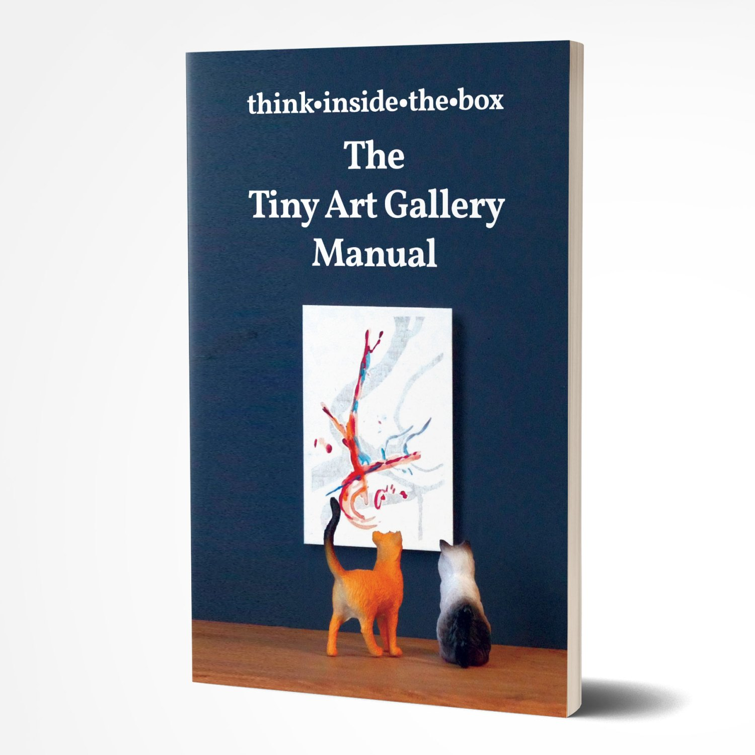 a small book about running a small gallery buy at Amazon