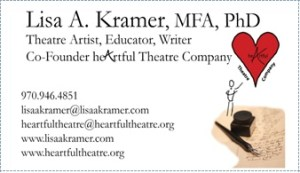 Business Card side 1