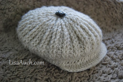 Free Crochet Pattern For Baby Hats Lisaauch
