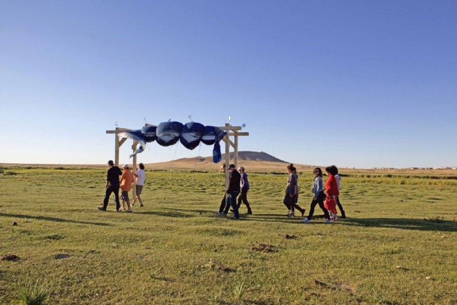 LAM 360 - Biennale Land Art Mongolia