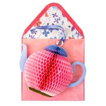 Honeycomb Teapot | Mother's Day