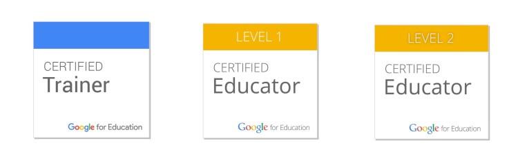 Google Badges 3