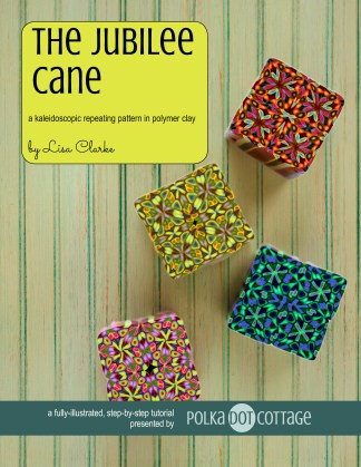 The Jubilee Cane Polymer Clay Tutorial