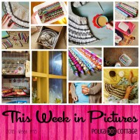 TWiP: polymer clay by day, knitting by night