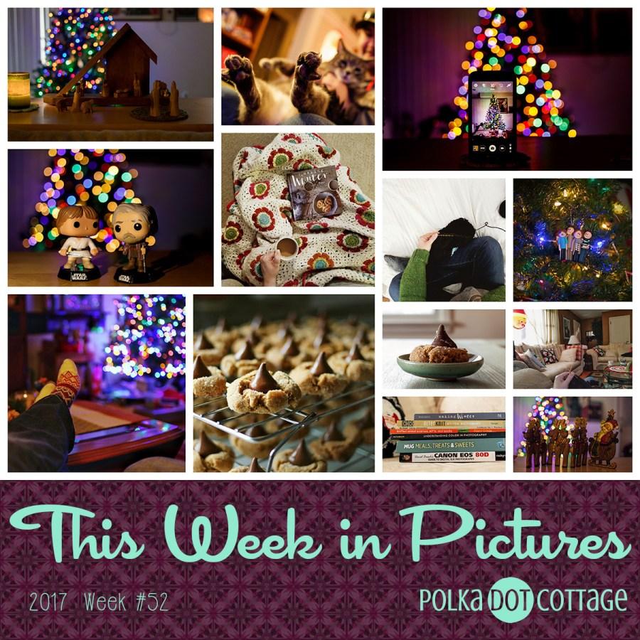 This Week in Pictures, Week 52, 2017