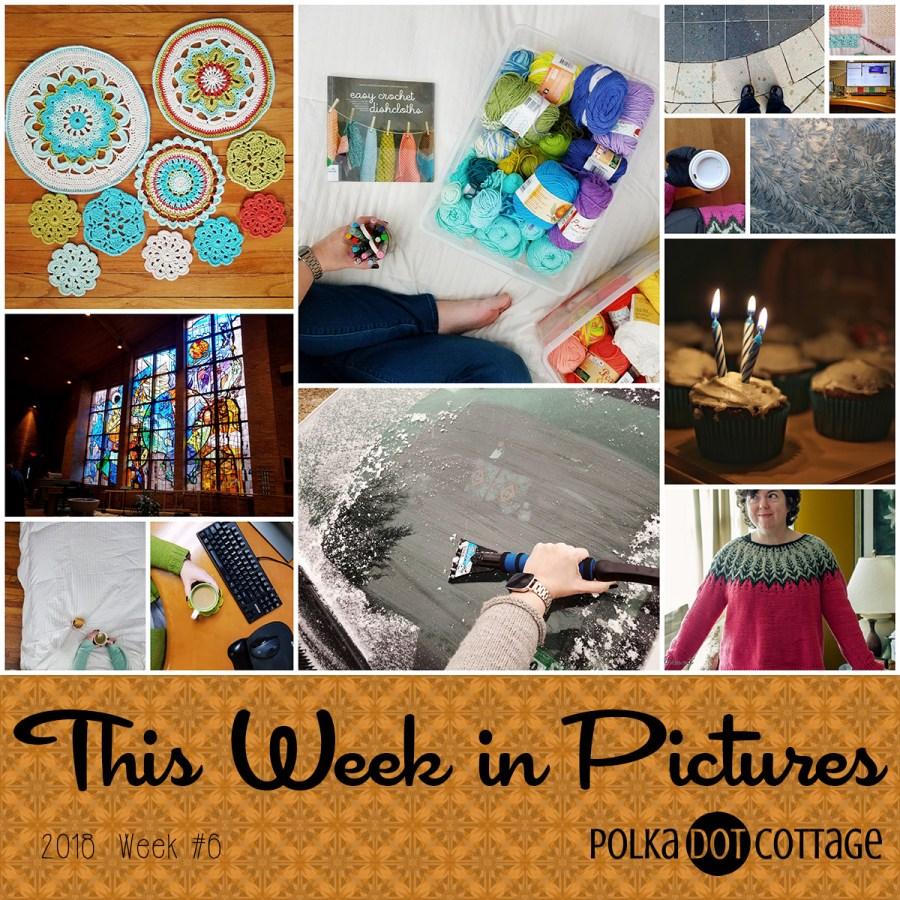 This Week in Pictures, Week 6, 2018