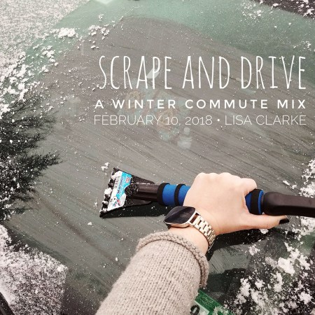 Polka Dot Radio: Scrape and Drive, A Winter Commute Playlist