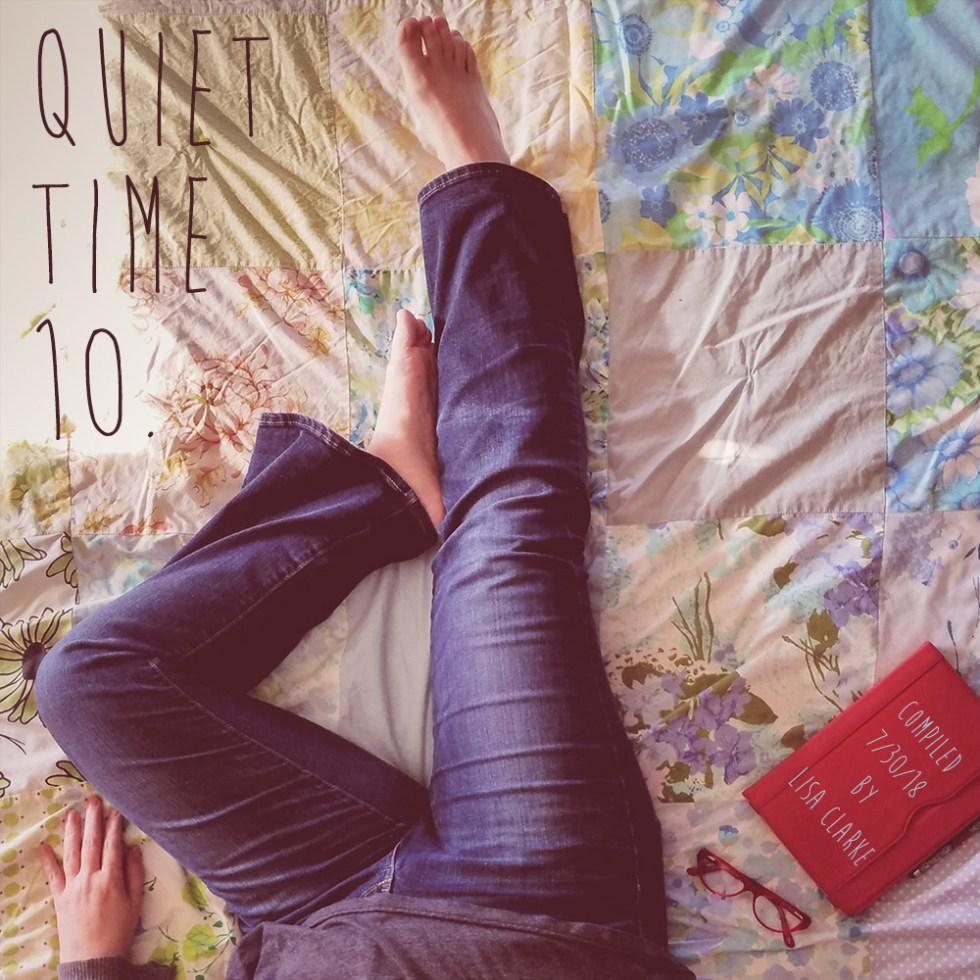 Quiet Time 10, a Polka Dot Radio Playlist