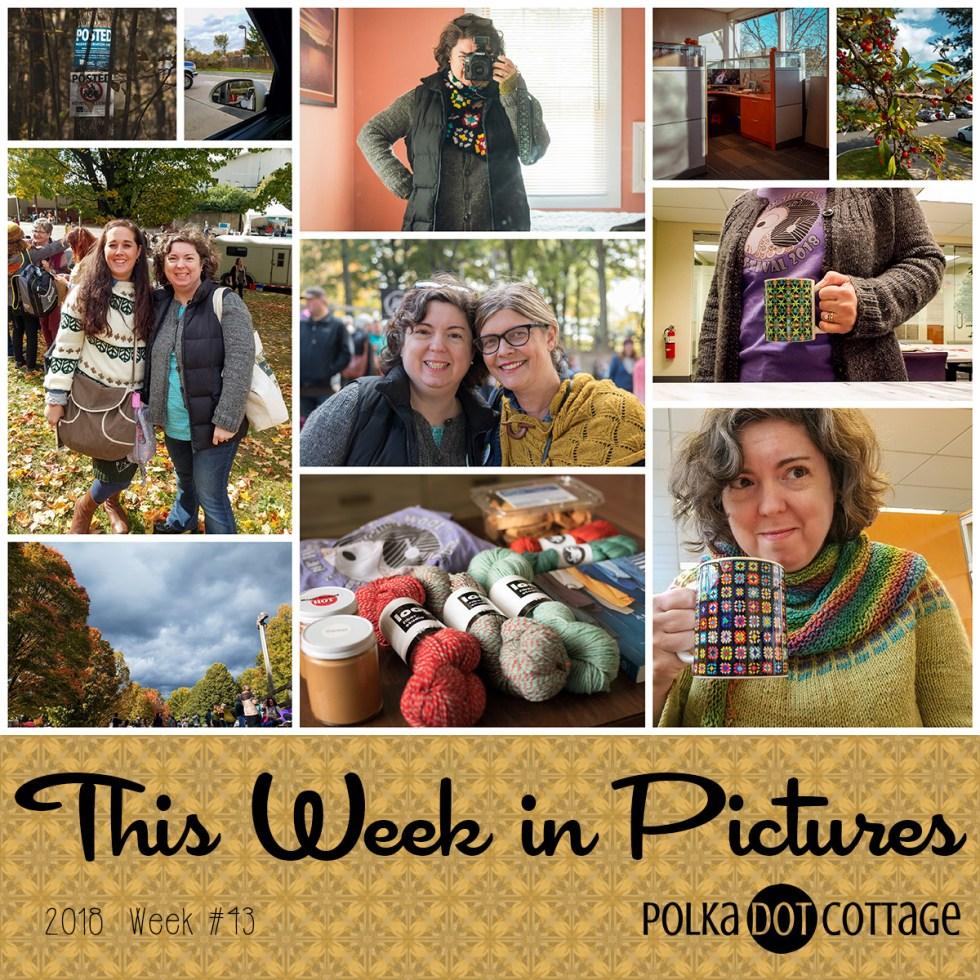 This Week in Pictures, Week 43, 2018