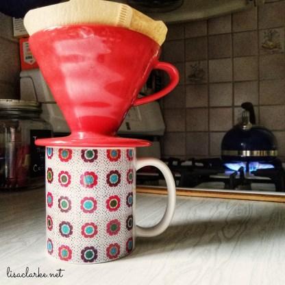 Crochet Mug from Polka Dot Cottage