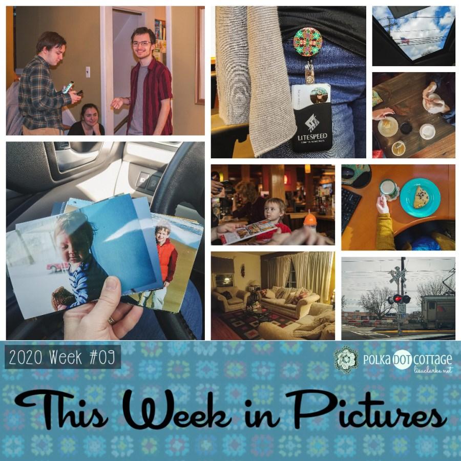 This Week in Pictures, Week 9, 2020