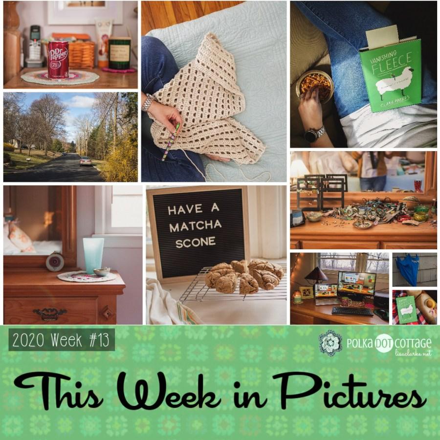 This Week in Pictures, Week 13, 2020