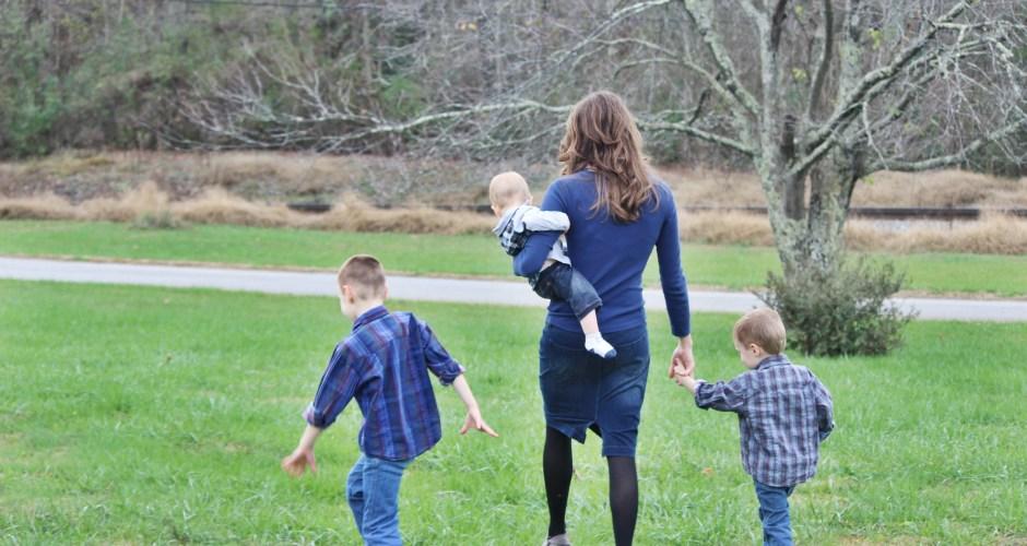 When Motherhood Isn't All You Hoped