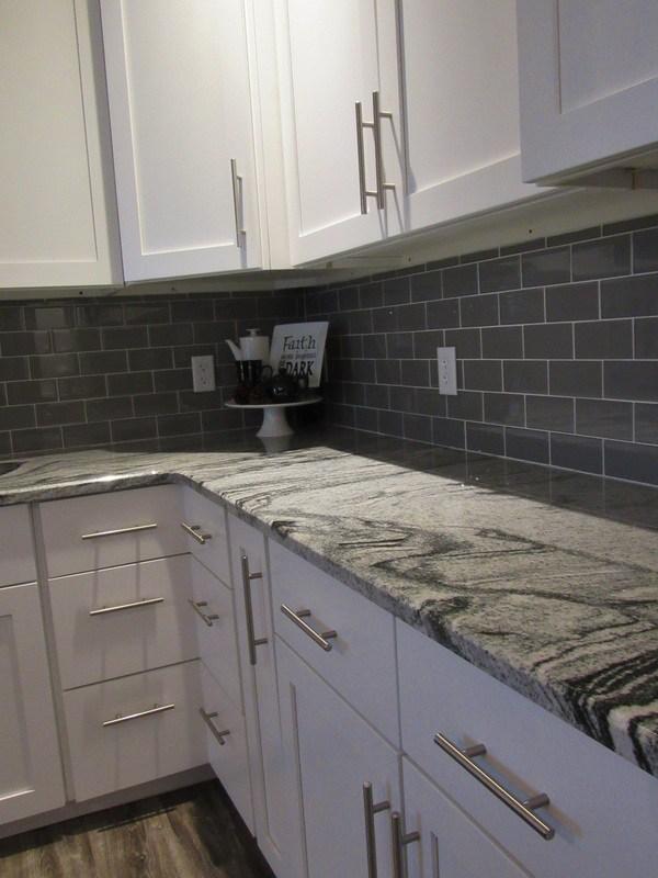 Modern Farmhouse Kitchen Remodel White Shaker Cabinets
