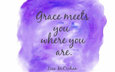 Grace Meets You Where You Are