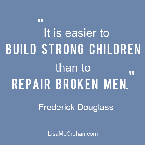 Soul-Nourishing Sunday Gem: The wise, compassionate leadership our children need right now