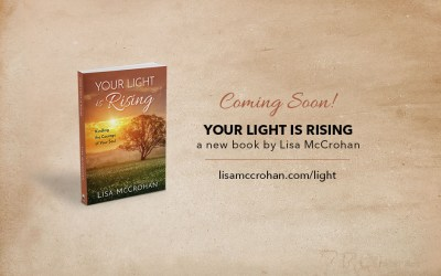 Announcing my second book – Your Light is Rising