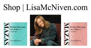 Shop violin and viola educational products and services at LisaMcNiven.com