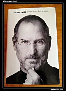 Have You Read Steve Jobs by Walter Isaacson? Book Review LisaNalbone.com