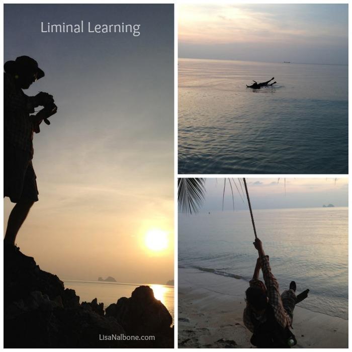 Do you take advantage of liminal learning?