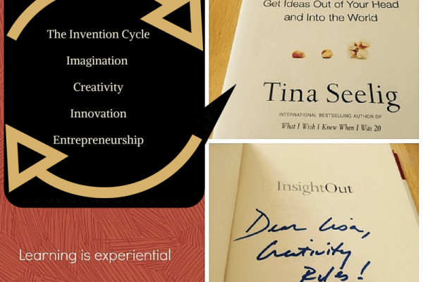 Book Review: InsightOut by Tina Seelig