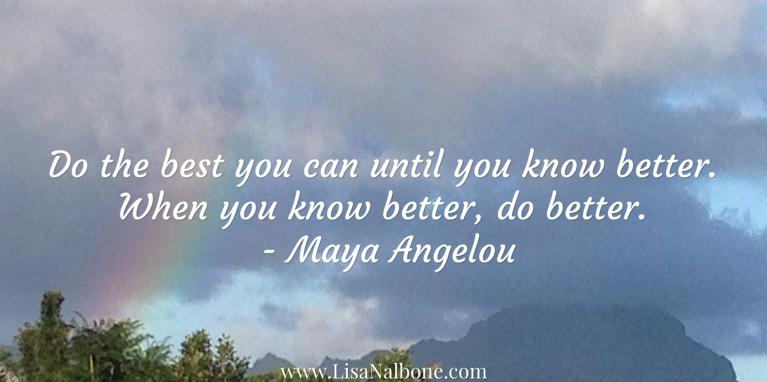 When you know better, do better. 4 Thiings I wish I'd done when we began homeschooling at www.LisaNalbone.com