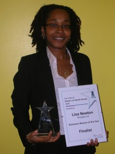 Lisa Newton award