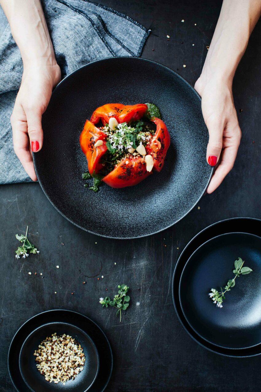 Gebackene Tomate 2 Lisa Nieschlag