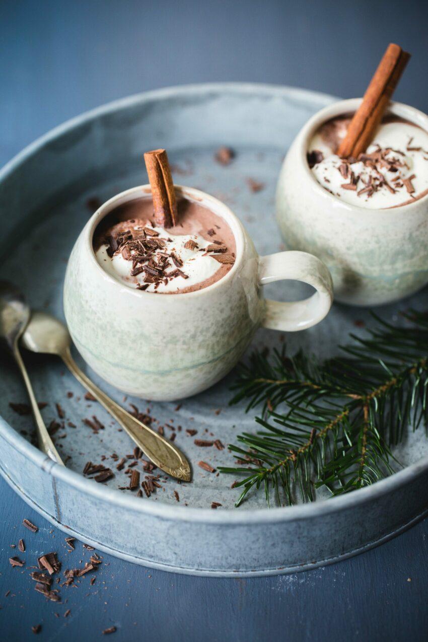 Heiße Schokolade Lisa Nieschlag Food Fotografie