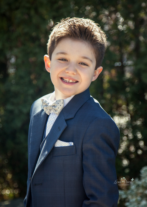 First Communion Day Photography | Woodbridge Family Photographer