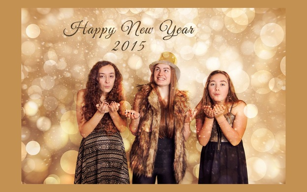 Happy New Year 2015 | Toronto Family Photographer