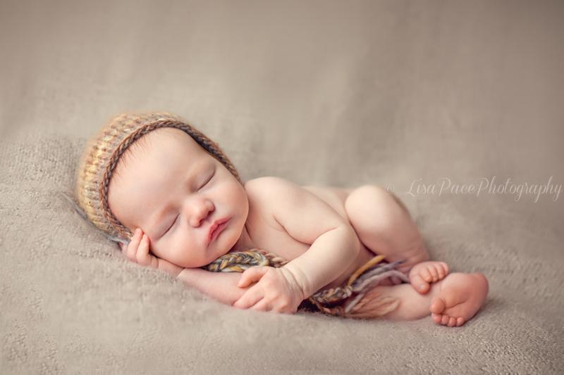 Baby A at 6 days old | Toronto Newborn Photographer