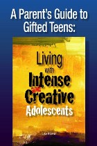 Book Cover of A Parent's Guide to Gifted Teens