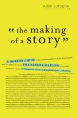 Book Jacket for The Making of a Story