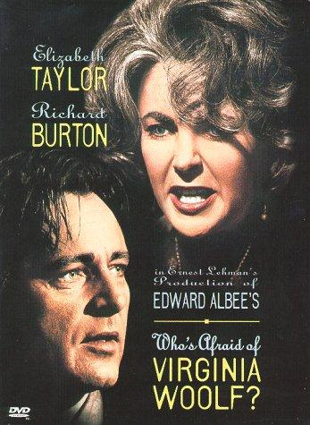 Who's Afraid of Virginia Woolf? Movie Poster