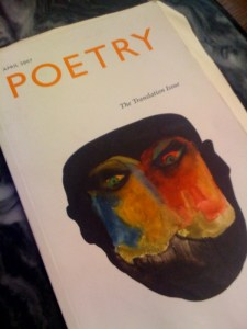 photo of Poetry cover