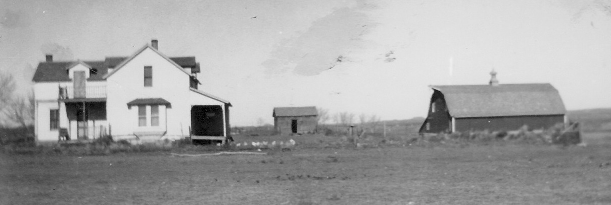 Photo of Whitcher Ranch, 1929