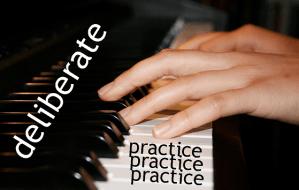 Deliberate Practice Practice Practice